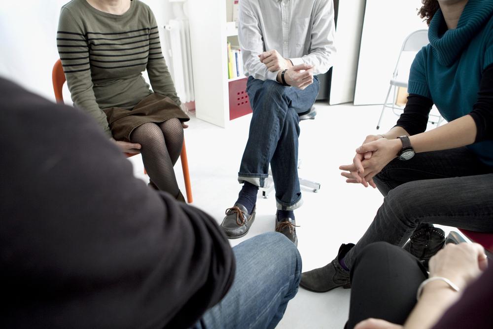 gruppe-terapi