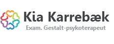 Psykoterapeut Kia Karrebæk - psykoterapi i stress, angst, skilsmisse m.m.